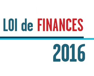 loi de finances 2016